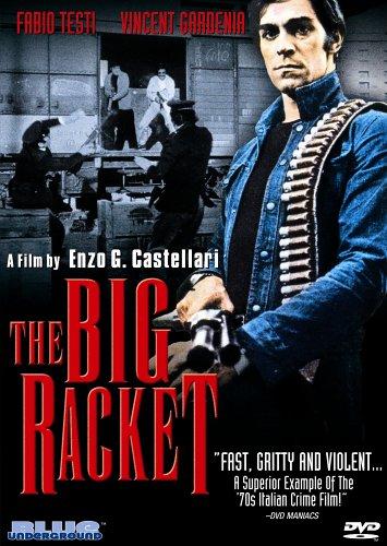 Racket - The Big Racket - Il grande racket - 1976 - Enzo G. Castellari 511CERKSFRL