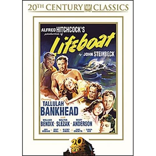 Les Naufragés - Lifeboat - 1944 - Alfred Hitchcock 511YHGMFNVL._SS500_