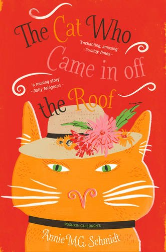 The Cat who came in off the roof d'Annie M. G. Schmidt 511jQugDzhL