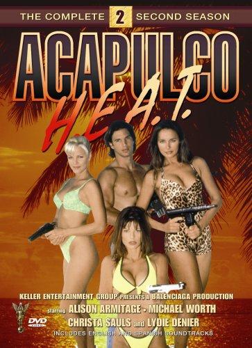 Жара в Акапулько/Acapulco HEAT 512C33HT9YL