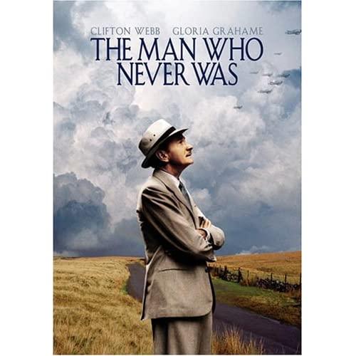 L'Homme qui n'a Jamais Existé - The Man Who Never Was - 1955 - Ronald Neame 512DX3R67ML._SS500_