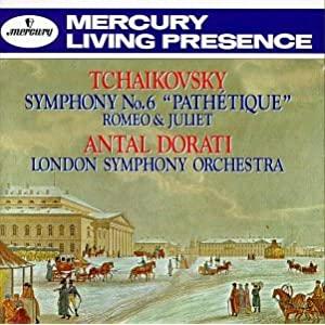 Écoute comparée : Tchaïkovski, symphonie n° 6 « Pathétique » 512GJMBW75L._SL500_AA300_