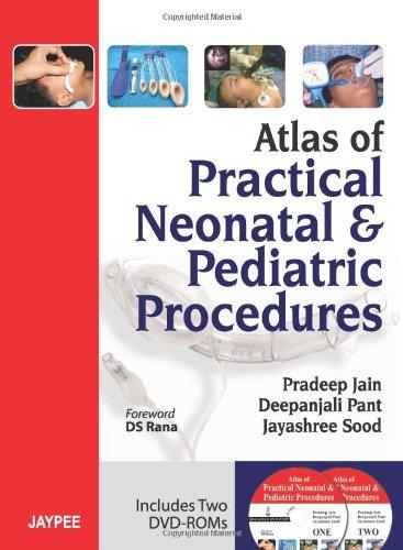 Atlas of Practical Neonatal & Pediatric Procedures  513KdCflJRL