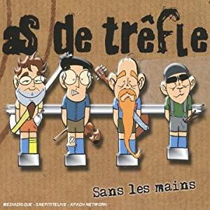 As De Trêfle est un groupe de rock acoustique 513MVSFKXNL._SL500_AA300_