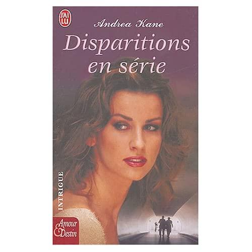 Andrea Kane - Disparitions en Série 513PBJGY0RL._SS500_