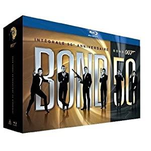 James Bond : Intégrale Edition 50ème anniversaire  513SscQ11CL._SL500_AA300_