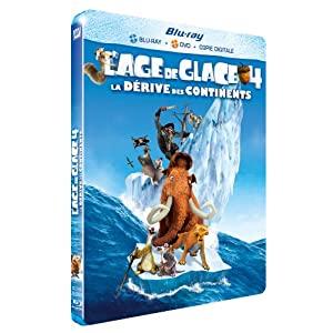 L'âge de Glace 4 : 14/11/2012 : Edition Collector 513cbPP-g0L._SL500_AA300_