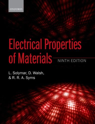 Electrical Properties of Materials 513mfyFXGnL
