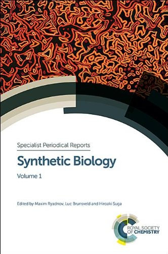 Synthetic Biology: Volume 1 (Specialist Periodical Reports) 513numpVBjL