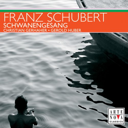 Schubert - Schwanengesang 5145VYW4PNL