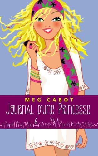 CABOT Meg - tome 6 - Journal d'une princesse 5148ClCD61L._SL500_