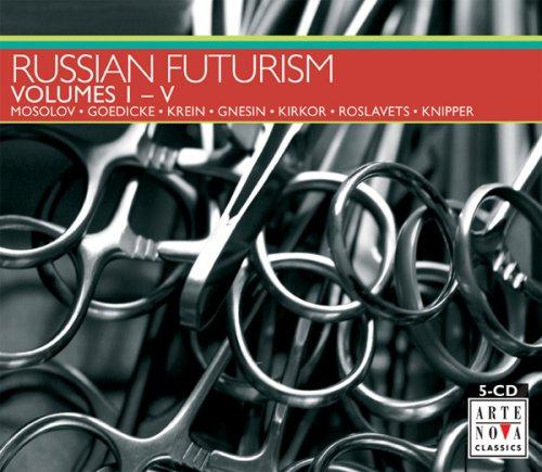 Nikolaï Roslavets et les futuristes russes - Page 2 5149vC1WYlL._