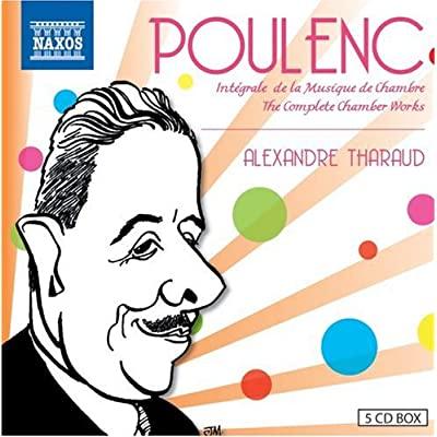 Poulenc - Sonate pour clarinette et piano (1962) 514AuheZCeL._SS400_