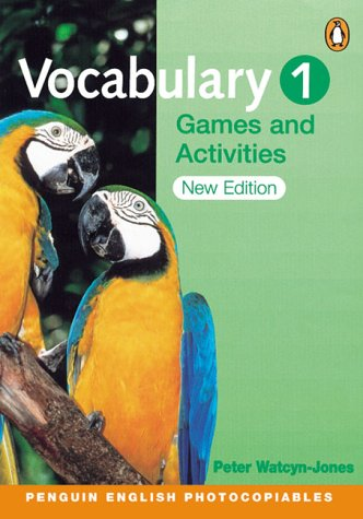VOCABULARY games & activities 514YG1HDJ4L