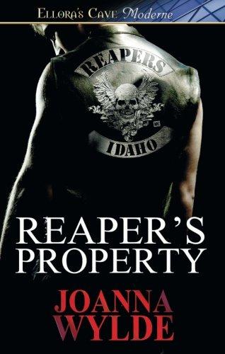 Reapers Motorcycle Club - Tome 1 : Possesseur de Joanna Wylde  514hoOe-0AL._