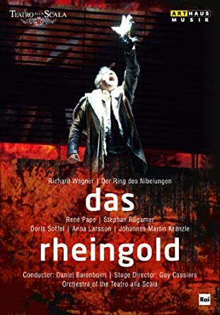 Wagner - Ring Barenboïm/Cassiers DVD 514tGECDX1L._SY445_