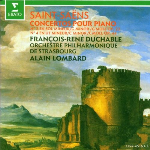 Saint-Saëns - Concertos pour piano  515hgcfVGML