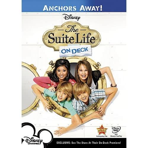 [Disney Channel] La Vie de Croisière de Zack et Cody (2008-2011) - Page 4 515rTna76JL._SS500_