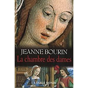 La Chambre des dames, tome 1 : Le jeu de la tentation de Jeanne Bourin 5160NZD84KL._SL500_AA300_