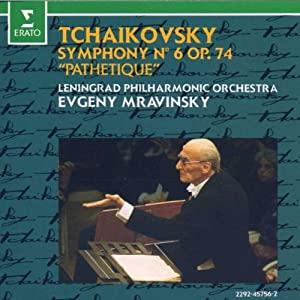 Écoute comparée : Tchaïkovski, symphonie n° 6 « Pathétique » 517LImyFjkL._SL500_AA300_