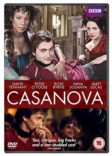 Casanova (mini-serie 2005)  Russell T. Davies 517PweVRy7L