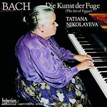 L'art de la fugue de Bach 517QMAJS1CL