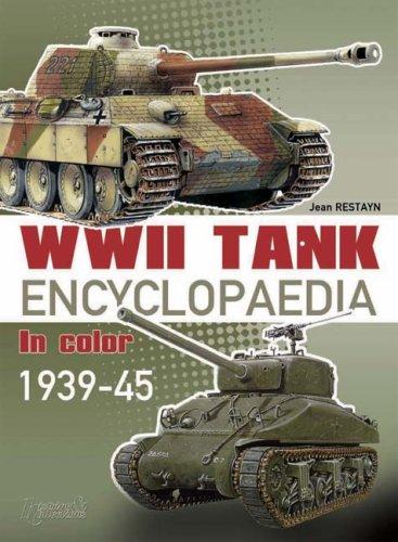 WWII Tank Encyclopaedia 517fsVGudSL._SL500_