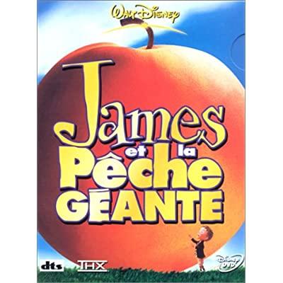 [BD + DVD] James et la Pêche Géante (Janvier 2012) 519TA8TQEXL._SS400_