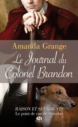 GRANGE Amanda - Le journal du Colonel Brandon 519lD2PVU0L
