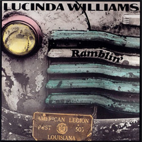 LUCINDA WILLIAMS - Página 3 519uQsO-T1L