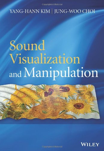 Sound Visualization and Manipulation 51A6S4iMJ5L