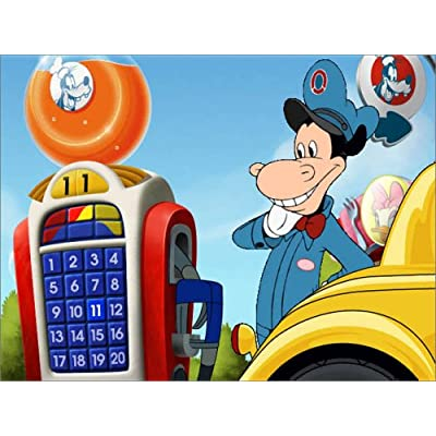 اسطوانه لتعليم الاطفال الحروف الانجليزيه والارقام بطريقه جديده 51AYM85FFEL._SS400_