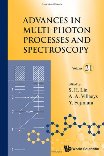 Advances in Multi-Photon Processes and Spectroscopy: (Volume 21) 51AZ8S9TV2L