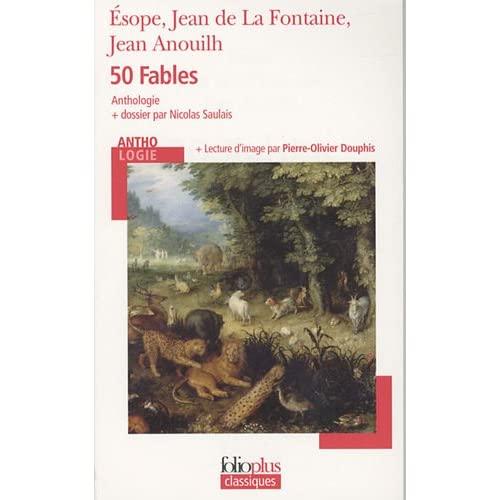Séquence sur Les Fables de La Fontaine  51ArlzyGYRL._SS500_