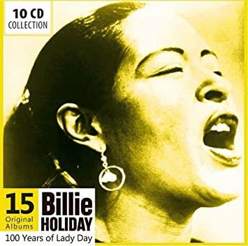 100 años del nacimiento de Billie Holiday 51B74PtO-mL._SX355_