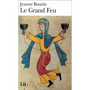 La Chambre des dames, tome 1 : Le jeu de la tentation de Jeanne Bourin 51BANWBS5ML._SL500_AA300_