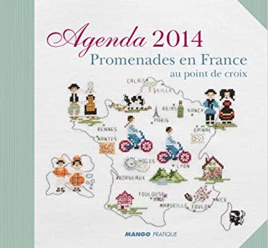 Agenda de la brodeuse 2014 51BHl59EIbL._SX385_