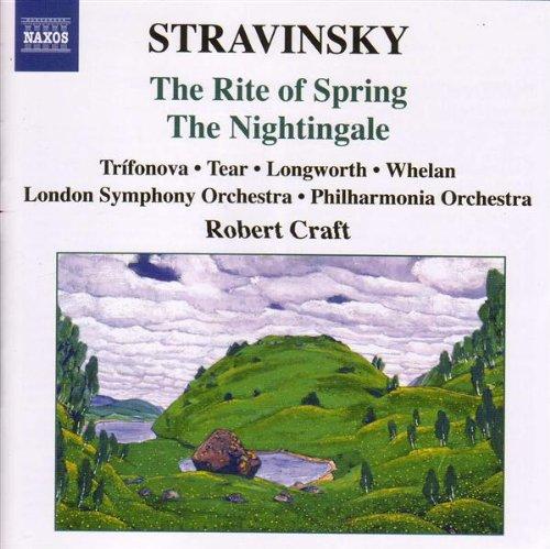 stravinsky - Stravinsky: opéras et autres oeuvres pour voix et orchestre 51BRW660INL