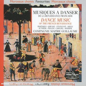 Découvrir la musique de la RENAISSANCE par le disque... 51BTYSHY6XL