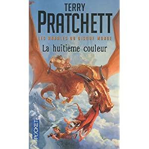 Les annales du disque monde : La huitième couleur, le huitième sortilège - Terry Pratchett 51BfO6EfmRL._SL500_AA300_
