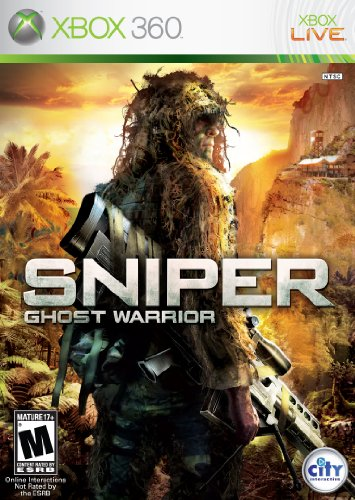 Sniper: Ghost Warrior 51CgnmeBPjL