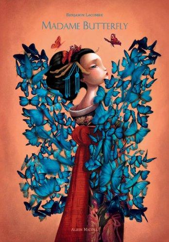 LACOMBE Benjamin - Madame Butterfly 51Cj4reqKAL._