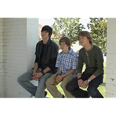 [Disney Channel Original Movie] Minutemen, Les Justiciers du Temps (2008) 51Cpdw7bS9L._SS400_