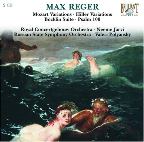 reger - Max Reger 51E7VY3IiAL