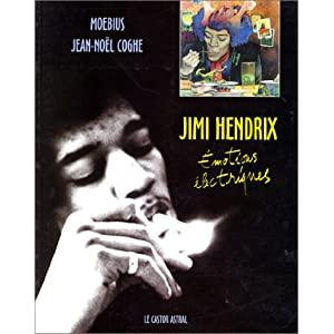 Jean-Noël Coghe/Moebius - Jimi Hendrix: Émotions électriques (1999)  51EBM5Y5G1L._SL500_AA300_
