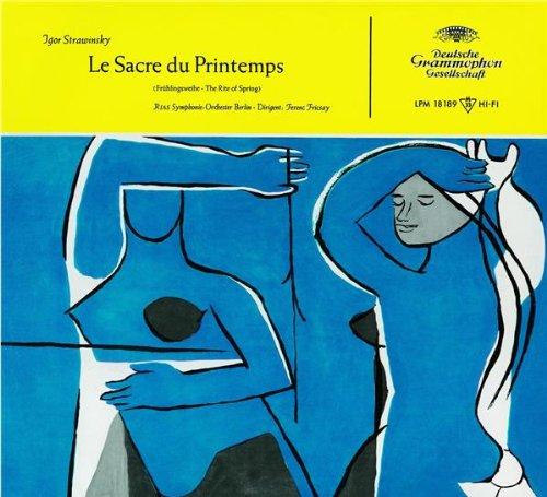 Stravinsky - Le Sacre du printemps - Page 8 51EIpEzJdfL
