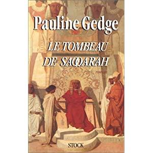 Le tombeau de Saqqarah - Pauline Gedge 51ENA0HBGBL._SL500_AA300_