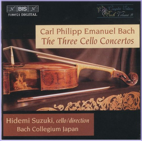 C.P.E. Bach - Page 2 51ENp7EeAaL