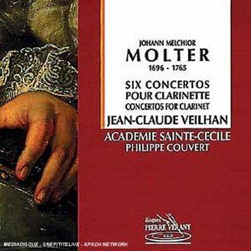 Johann Melchior Molter (1696-1765) 51ETS4HWA1L