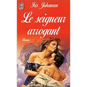 Le seigneur arrogant de Iris Johansen 51EY61QZ2ML._SL500_AA300_